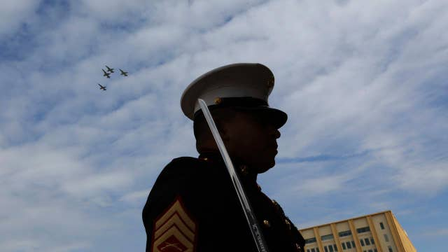 Veterans Day: Trish Regan pays tribute to the military