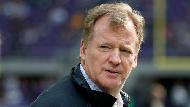 Should Roger Goodell receive a pay increase?