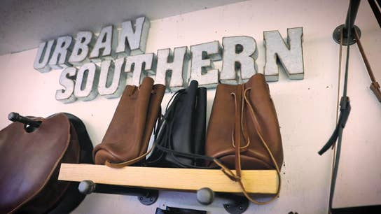 Amish-inspired Urban Southern leather bags brand new success