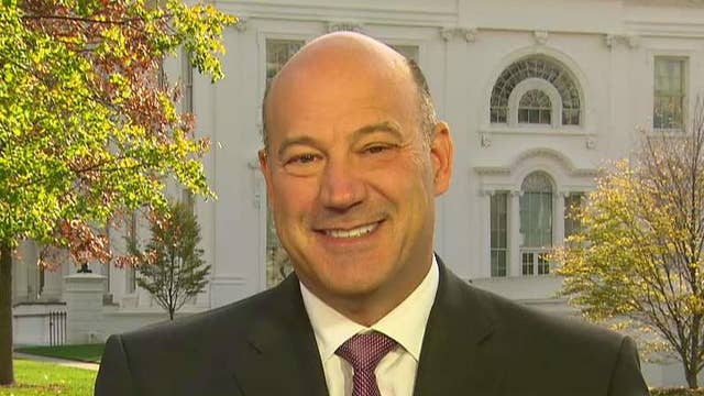 Trump won't agree to 22 percent corporate rate: Cohn