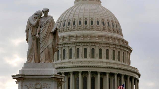 The alleged Capitol Hill harassment slush fund