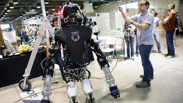 The investment opportunities in robotics
