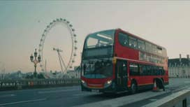 Fueling London buses with used coffee grounds