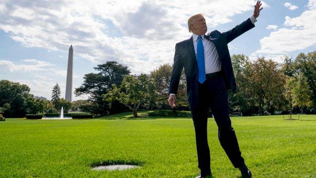 Should Trump push China on trade?