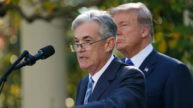 Powell likely to follow in Yellen's path as Fed chair