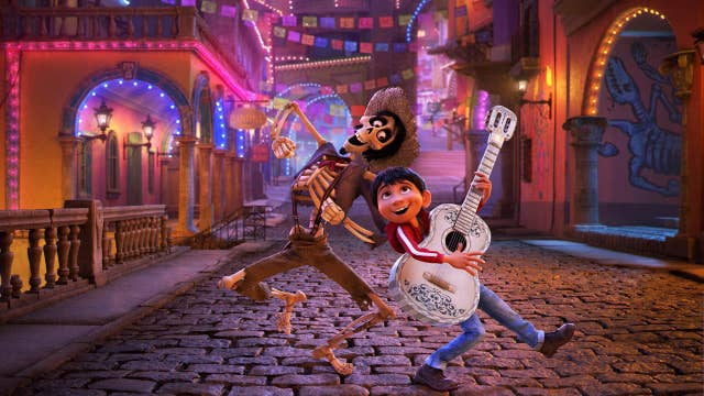 Will 'Coco' dominate 'Justice League' this weekend?