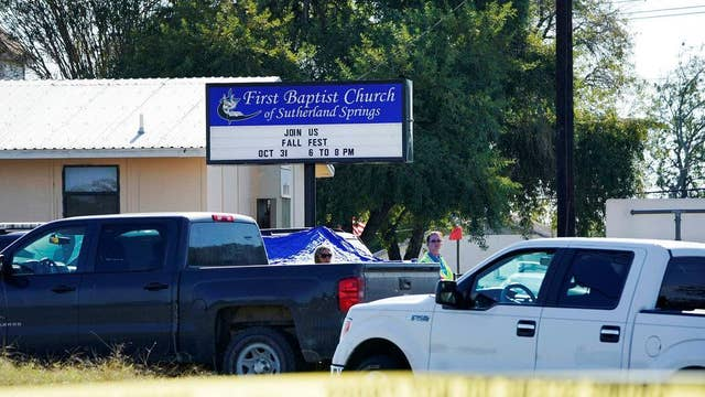 Texas church shooting: Hobby Lobby owner hopes the Bible brings them comfort