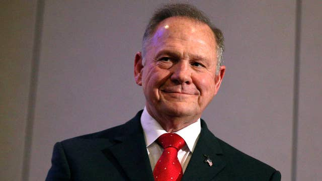 How Roy Moore is creating problems for the GOP