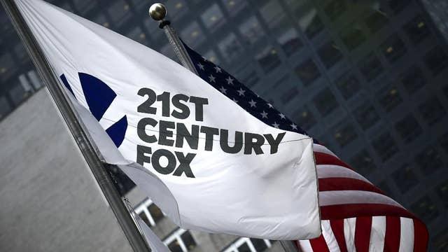 Twenty-First Century Fox quarterly revenue rises