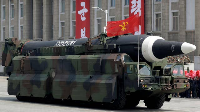 US sanctions against North Korea won't work: Fred Fleitz