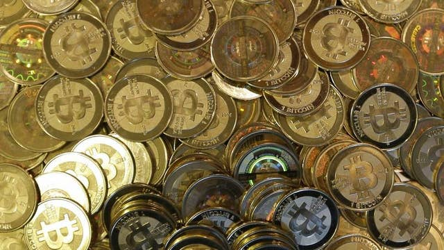 Is bitcoin a bubble about to burst?