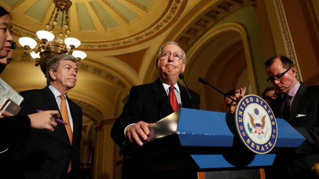 Senate debates tax bill after House passes its version