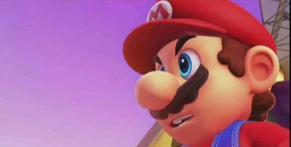 Nintendo President Reggie Fils-Aime on the company's video game console Nintendo Switch, the new game 'Super Mario Odyssey' and the outlook for the holiday season.