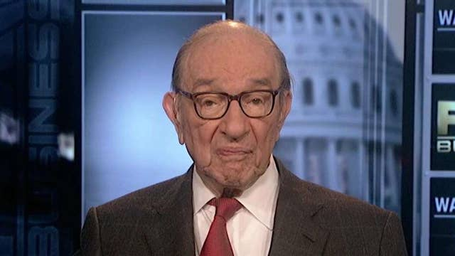 Greenspan on tax reform: Economically a mistake to deal with sharp cuts now