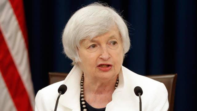 Yellen resigns as Fed chair