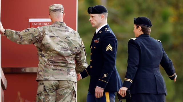 Bowe Bergdahl gets dishonorable discharge, but no prison time