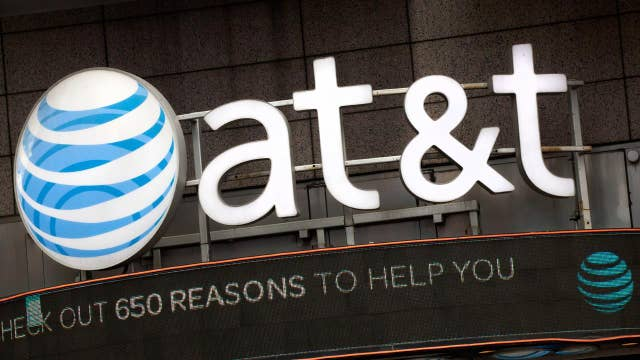 AT&T's Time Warner bid an effort to compete against Netflix, Amazon?