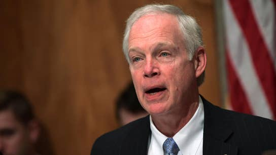 Sen. Ron Johnson could soon become 'yes' vote on tax reform: White House