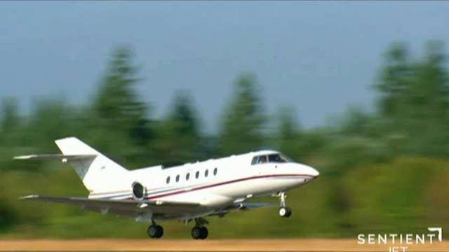 Sentient Jet's unique flying experience