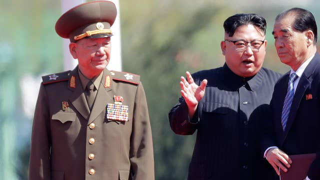 US Treasury hits North Korea with new sanctions