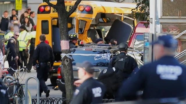 Rep. King on NYC terror attack: These investigations can go on for quite a while