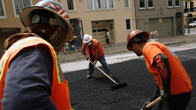 The bumpy ride improving America's infrastructure