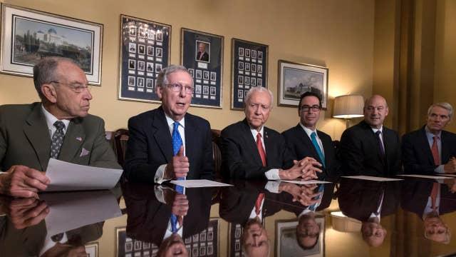 Can Republicans address the SALT problem?