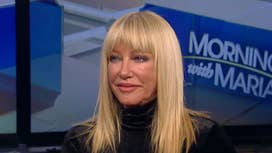 Suzanne Somers: When you're young & need money, you find yourself in precarious situations