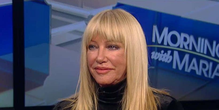 Actress Suzanne Somers on sexual harassment in Hollywood and her new book 'Two's Company.'