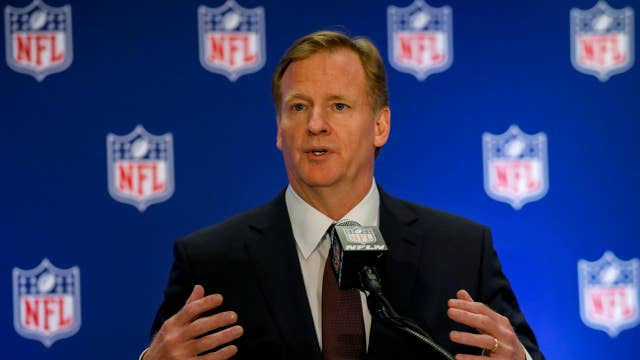 Goodell may survive contract negotiations: Jim Gray