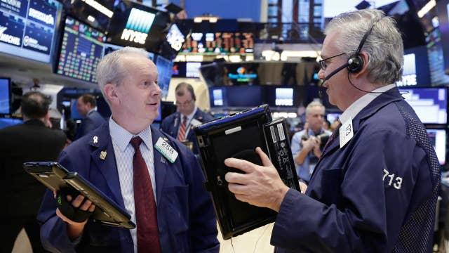 Wall Street rallies on House tax bill vote