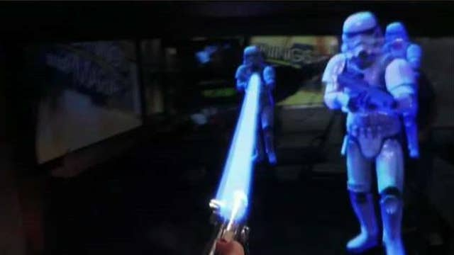 New augmented reality experience lets you be a Jedi