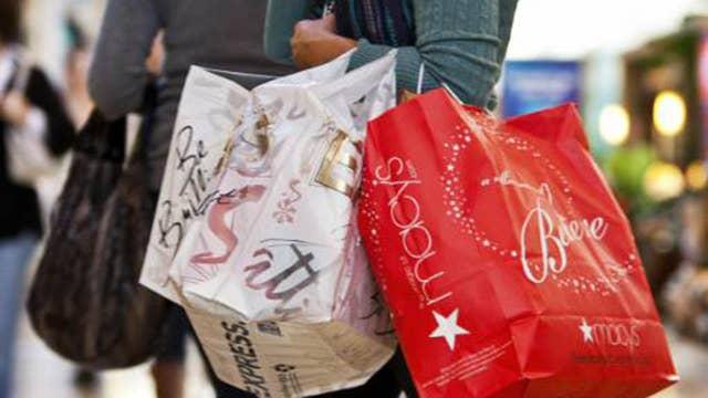 Kickoff to the holiday shopping season