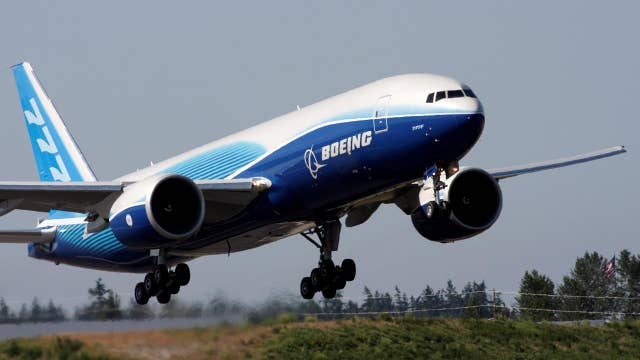 Boeing CEO: China is an important growth market for us