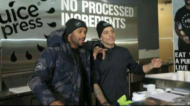 Russell Wilson helps bring Juice Press to Seattle