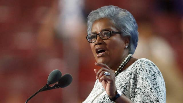 Media criticizes Donna Brazile