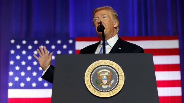 Trump says tax reform will be economic 'rocket fuel'