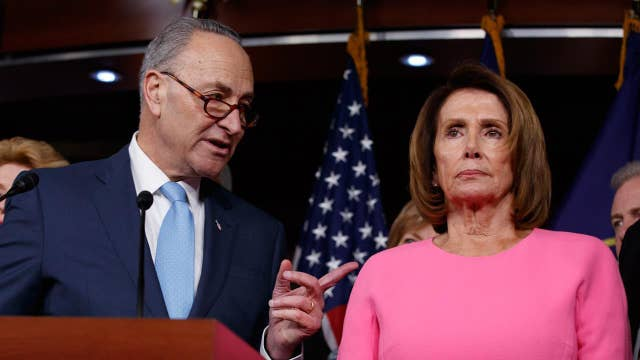 Democrats are desperate to stop the GOP tax plan: Varney