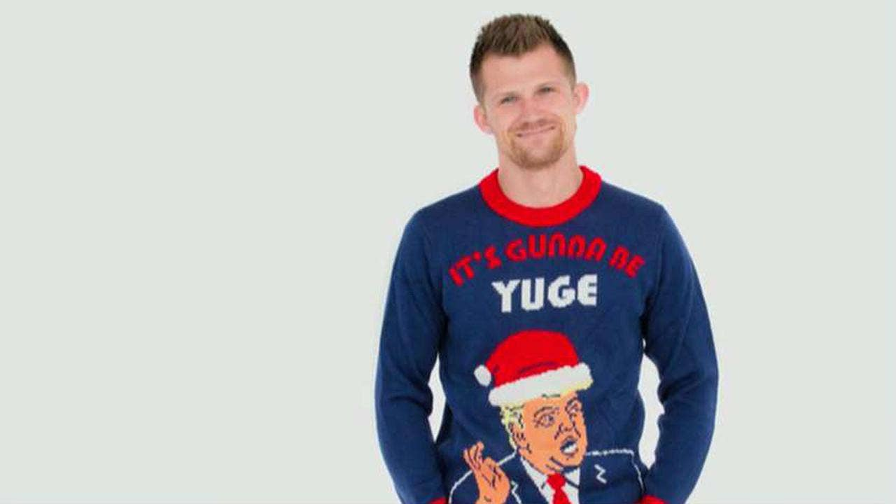 why ugly christmas sweaters are a business success fox business. Black Bedroom Furniture Sets. Home Design Ideas