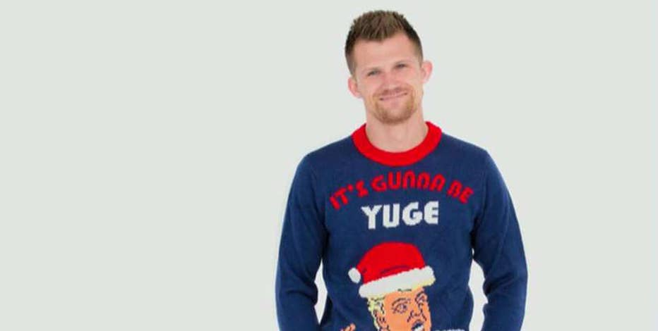 Uglysweaters.com co-founder discusses how the business started and says President Trump's tax bill will help his business grow.