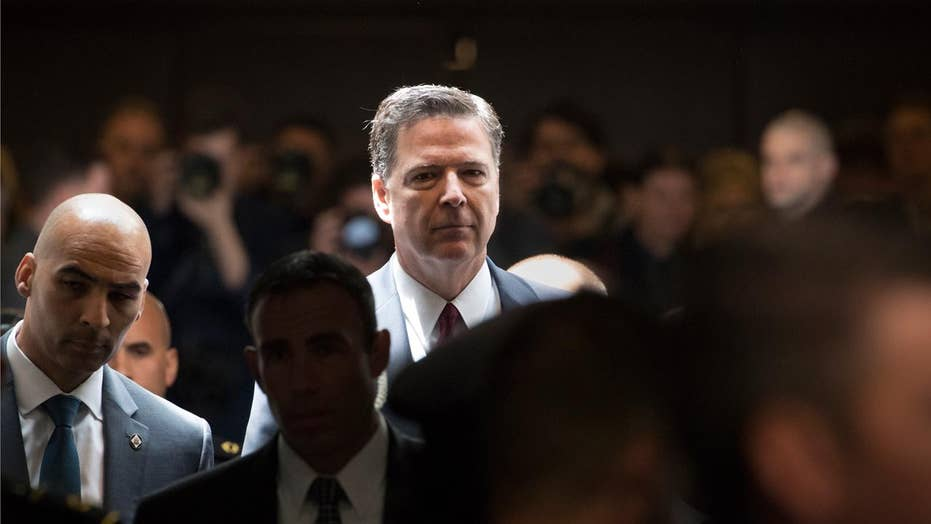 Comey edits of Clinton email probe statement revealed