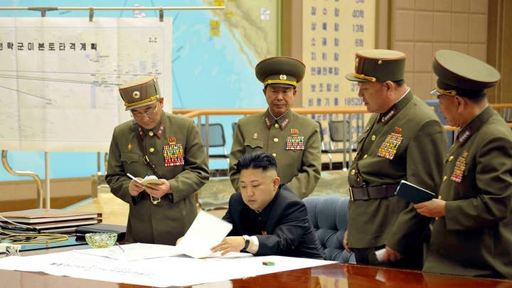 What is North Korea's goal with the nuclear threats?