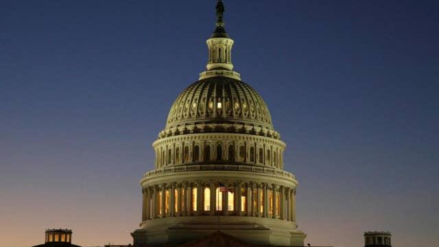 Debate over defense spending amid talks to prevent shutdown