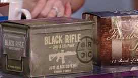 Black Rifle Coffee trying to 'Make Coffee Great Again'