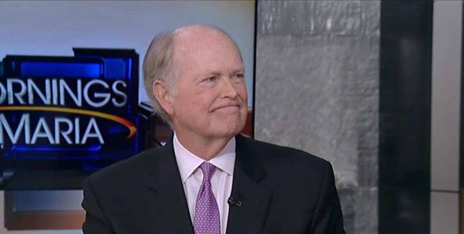 Former Philadelphia Fed President Charles Plosser on the outlook for Federal Reserve policy and the potential impact of the Republican tax reform plan.