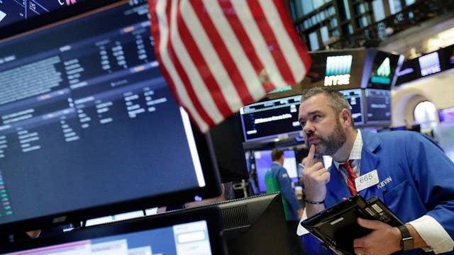 Markets brush off shutdown concerns, tax reform worries
