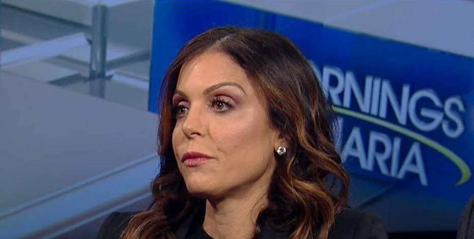 Reality TV star and entrepreneur Bethenny Frankel and American Businessman and Global Empowerment Mission Director Michael Capponi on efforts to provide hurricane relief to Puerto Rico.