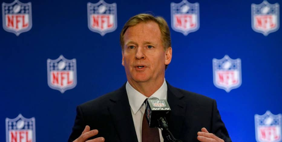 Sources tell FBN's Charlie Gasparino that the contract has been extended for NFL commissioner Roger Goodell.