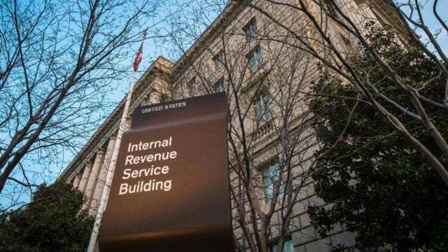 IRS too understaffed to handle GOP tax overhaul?