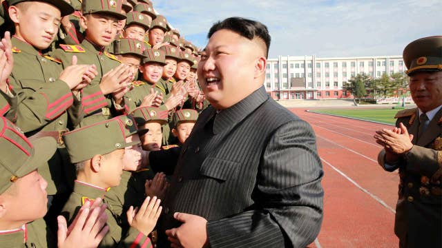Clock is ticking on military conversation with North Korea: Lt. Col. Ralph Peters